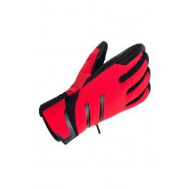 Перчатки мужские  Descente PARKER | Electric Red | Вид 1
