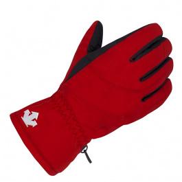 Перчатки женские Descente INDIE | Electric Red | Вид 1