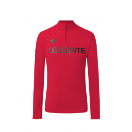 Пуловер Descente DESCENTE 1/4 ZIP | Electric Red | Вид 1