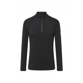 Пуловер мужской Descente PICCARD   Black   Вид 1