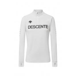 Пуловер мужской Descente DESCENTE 1/4 ZIP | Super White | Вид 1
