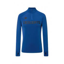 Пуловер мужской Descente DESCENTE 1/4 ZIP | Nautical Blue | Вид 1