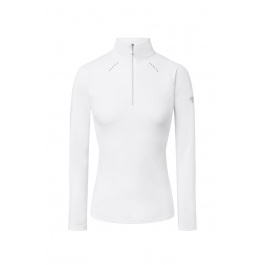 Пуловер женский Descente MARY | Super White | Вид 1