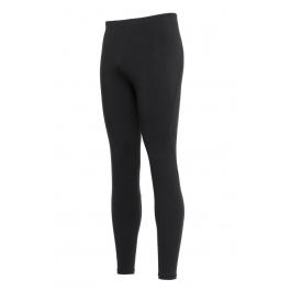 Термобелье женское Descente WOMEN'S BASE LAYER BOTTOM | Black/Electric Red | Вид 1