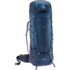 Рюкзак Deuter Aircontact 75+10 | Midnight/Navy | Вид 1