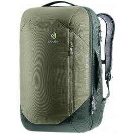 Рюкзак Deuter Aviant Carry On Pro 36 | Khaki/Ivy | Вид 1