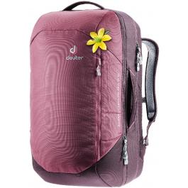 Рюкзак женский Deuter Aviant Carry On Pro 36 SL | Maron/Aubergine | Вид 1