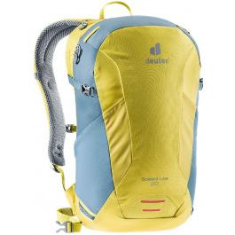 Рюкзак Deuter Speed Lite 20 | Greencurry/Slateblue | Вид 1