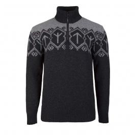 Свитер Dale of Norway Tor Masculin sweater | Dark Charcoal/Smoke | Вид 1