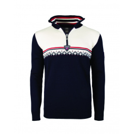 Пуловер Dale of Norway Lahti masculine sweater | Navy | Вид 1