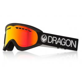 Маска Dragon DX | Black | Вид 2