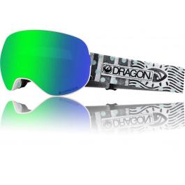Маска Dragon X2+Lens   New Wave   Вид 1