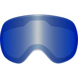 Линза Dragon DX   Lumalens® Blue Ionized   Вид спереди
