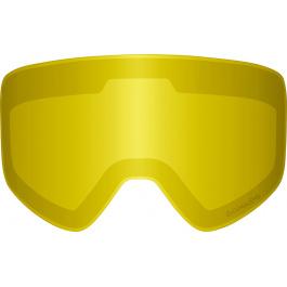Линза Dragon D3 OTG | Lumalens® Yellow | Вид спереди