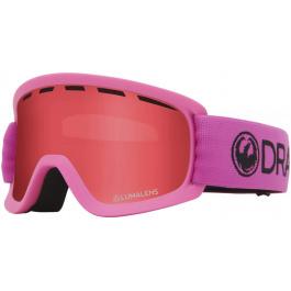 Горнолыжная маска Dragon LIL D, Soft Pink | Soft Pink | Вид 1