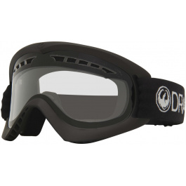 Горнолыжная маска Dragon DX, Black | Black | Вид 1