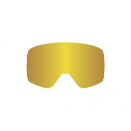 Сменные линзы Dragon NFX | Gold Ionized | Вид спереди