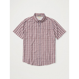 Рубашка мужская Exofficio M Sailfish SS | Redwood | Вид 1