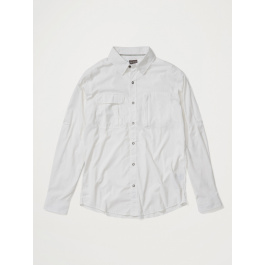 Рубашка мужская Exofficio M BA Halo LS | White | Вид 1