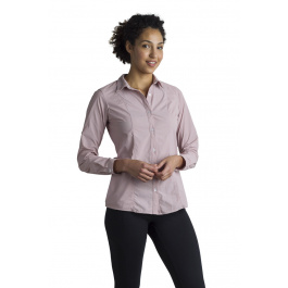 Рубашка женская Exofficio W BA Zeta Stripe LS 0 | Paprika | Вид 1