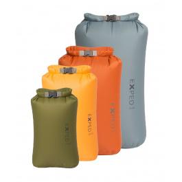 Гермомешок Exped Fold Drybag-LTD 4 Pack | | Вид 1