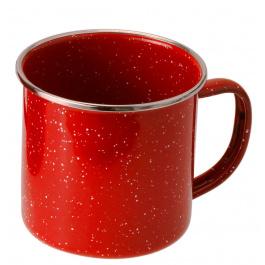 Кружка GSI Cup Stainless Rim 12 fl. oz. | Red | Вид 1