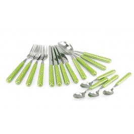 Набор стол. приборов GSI Pioneer Cutlery | Green | Вид 1