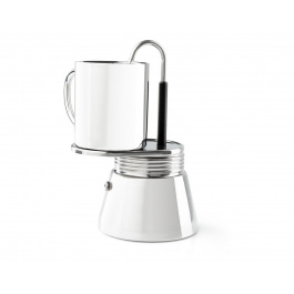 Комплект Кофеварка + кружка GSI 4 Cup Mini Espresso Set | | Вид 1