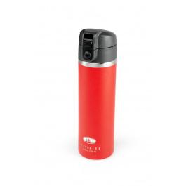 Термокружка с крышкой GSI MICROLITE FLIP 500    Haute Red   Вид 1