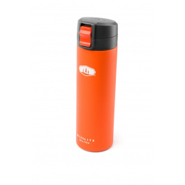 Термо-кружка GSI Microlite Vacuum Bottle 720 | Orange | Вид 1