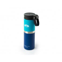 Термобутылка с крышкой GSI MICROLITE 500 TWIST    Blue   Вид 1