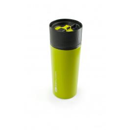 Термокружка GSI Stainless Vacuum Coffee Mug | Green | Вид 1