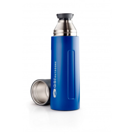 Термос GSI Vacuum Bottle 1 L | Blue | Вид 1