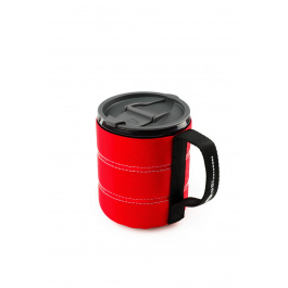 Кружка GSI Infinity Backpacker Mug | Red | Вид 1