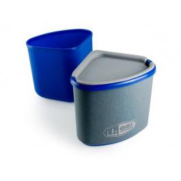 Кружка GSI Gourmet Nesting Mug + Bowl | Blue | Вид 1
