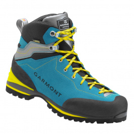 Ботинки Garmont Ascent GTX | Aqua Blue/Light Grey | Вид 1