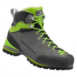Ботинки Garmont Ascent GTX | Anthracite/Green | Вид 1
