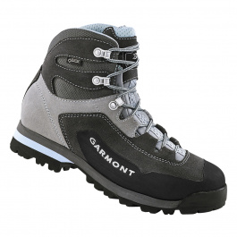 Ботинки женские Dragontail Hike II GTX Wm's | Dark Grey/Light Blue | Вид 1