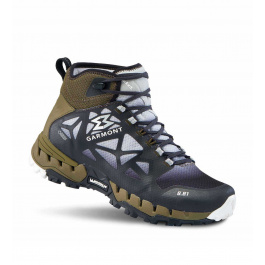 Кроссовки Garmont 9.81 N-AIR-G Mid S GTX | Black/Bronze | Вид 1