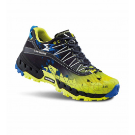 Кроссовки Garmont 9.81 N-AIR-G S GTX | Black/Yellow | Вид 1