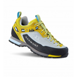 Ботинки женские Garmont Dragontail LT GTX WMS | Light Blue/Lemon | Вид 1