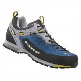 Кроссовки Garmont Dragontail LT GTX | Night Blue/Light Grey | Вид 1