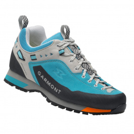 Кроссовки женские Garmont  Dragontail LT Wms | Aqua Blue/Light Gray | Вид 1