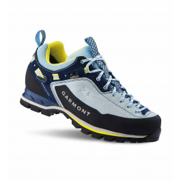Ботинки Женские Garmont Dragontail MNT GTX WMS | Light Blue/Lemon | Вид 1