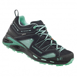 Кроссовки женские Garmont 9.81 Trail Pro III GTX Wm's | Black/Light Green | Вид 1