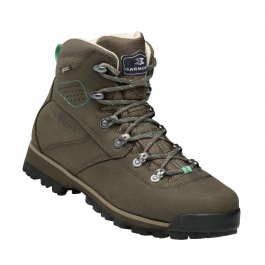 Ботинки женские Garmont Pordoi Nubuck GTX WMS | Olive Green/Light Green | Вид 1