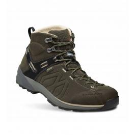 Ботинки Garmont Santiago GTX | Olive Green/Beige | Вид сбоку