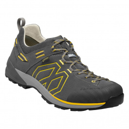 Кроссовки Garmont Santiago Low GTX | Dark Grey/Yellow | Вид 1