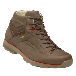 Ботинки Garmont Miguasha Nubuck GTX | Dark Brown/Dark Orange | Вид 1