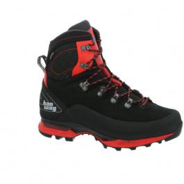Ботинки мужские Hanwag Alverstone II GTX | Black/Red | Вид 1